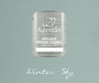 Kalkkimaali - Talvisentaivaansininen - Winter Sky - Versante Eggshell - 500 ml