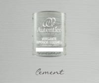 Kalkkimaali - Sementinharmaa - Cement - Versante Eggshell - 500 ml