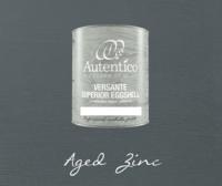 Kalkkimaali - Sinkinharmaa - Aged Zinc - Versante Eggshell - 500 ml