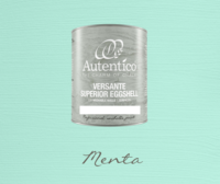 Kalkkimaali - Mintunvihreä - Menta - Versante Eggshell - 500 ml