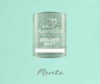 Kalkkimaali - Mintunvihreä - Menta - Versante Matt - 500 ml