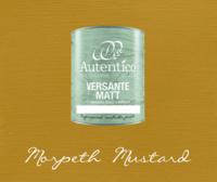 Kalkkimaali - Sinapinkeltainen - Morpeth Mustard - Versante Matt - 500 ml