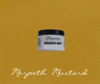 *Kalkkimaali - Sinapinkeltainen - Morpeth Mustard - Versante Matt - 125 ml
