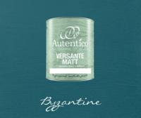 Kalkkimaali - Roomanturkoosi - Byzantine - Versante Matt - 500 ml