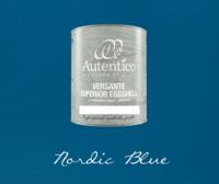 Kalkkimaali - Tummansininen - Nordic Blue - Versante Eggshell - 500 ml