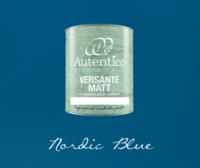 Kalkkimaali - Tummansininen - Nordic Blue - Versante Matt - 500 ml