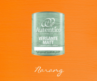 Kalkkimaali - Appelsiininoranssi - Narang - Versante Matt - 500 ml