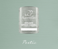 *Kalkkimaali - Runonvihreä - Poetic - Versante Eggshell - 500 ml