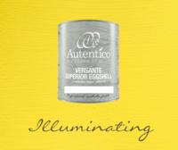 Kalkkimaali - Kirkkaankeltainen - Illuminating - Versante Eggshell - 500 ml
