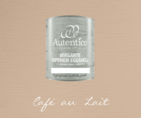 *Kalkkimaali - Maitokahvinruskea - Cafe Au Lait - Versante Eggshell - 500 ml