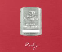 *Kalkkimaali - Rubiininpunainen - Ruby - Versante Eggshell - 500 ml