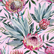 Decoupage-arkkisetti - Tropical on Pink - Belles and Whistles
