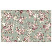 Decoupage-arkki - 48x76 cm - Olivia - Prima Redesign Tissue Paper