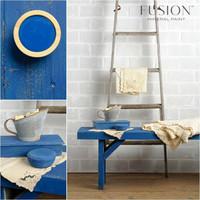 Fusion Mineral Paint - Liberty Blue - Vapaudensininen - 500 ml