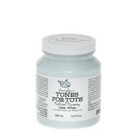 Fusion Mineral Paint - Little Whale - Pikkuvalaansininen - 500 ml