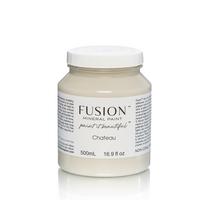Fusion Mineral Paint - Chateau - Linnanruskea - 500 ml