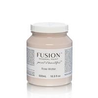 Fusion Mineral Paint - Rose Water - Ruusunvaaleanpunainen - 500 ml