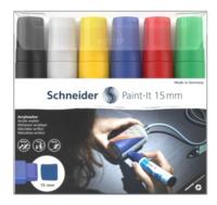 Maalitussit - Schneider Acryl Marker Paint-it 330 15mm
