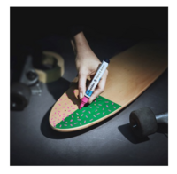 Maalitussit - Schneider Acryl Marker Paint-it 320 4mm