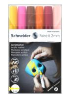 Maalitussit - Schneider Acryl Marker Paint-it 310 2mm