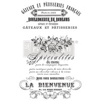 Siirtokuva - 60 x 88 cm - French Specialties - Prima Redesign Decor Transfer