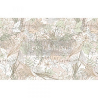 Decoupage-arkki - 48x76 cm - Tranquil Autumn Re-Design Prima Tissue Paper