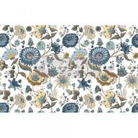 Decoupage-arkki - 48x76 cm - Garden Waltz Re-Design Prima Tissue Paper