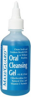 MAXI/GUARD® Oral Cleansing Gel ongelmaisen suun hoitoon
