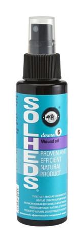 Solheds Derma6,  Wound Oil  100ml