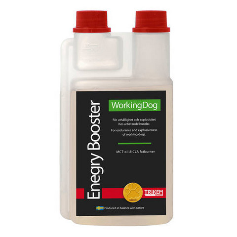 WorkingDog Energy Booster 500ml