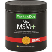 WorkingDog Max MSM+