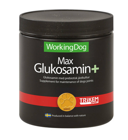 WorkingDog MaxGlucosamin+