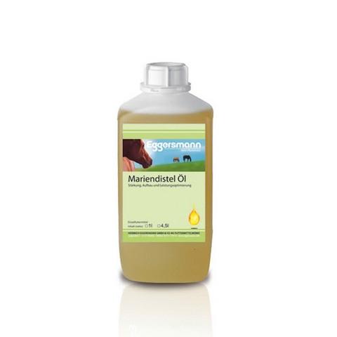 Mariendistel Öl - Kylmäpuristettua Ohdakeöljyä 1l