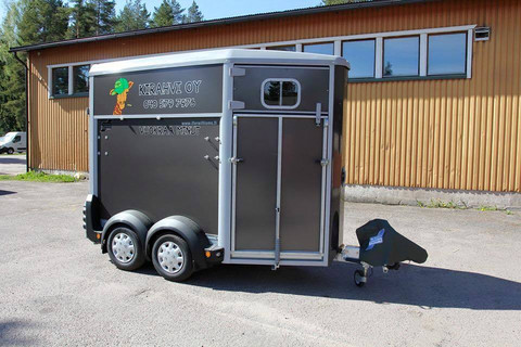 Ifor Williams HB 403  vm.2015