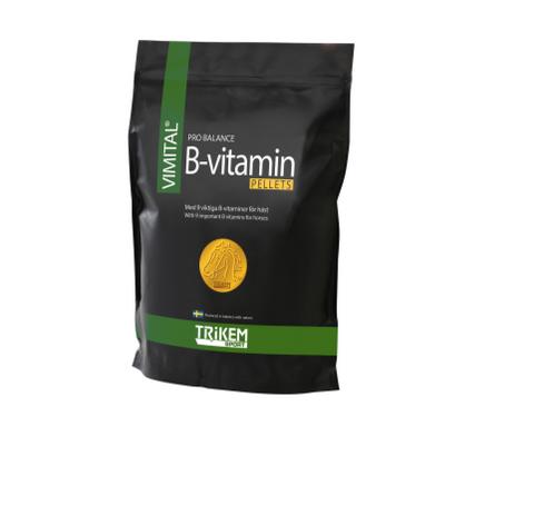 B-Vitamiini pelletti 1000g