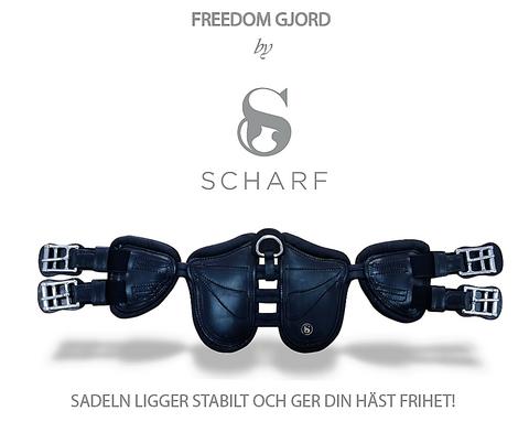SCHARF Freedom Koulusatulavyö