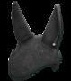 Ääntäeristävä Korvahuppu Neopreenivuorella musta