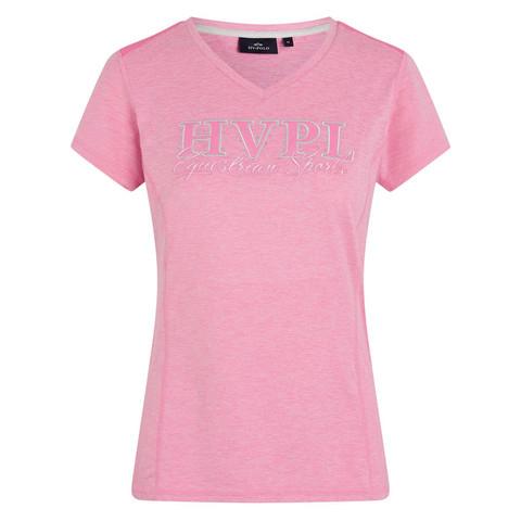 Hv Polo Solange tekninen T-paita pinkki