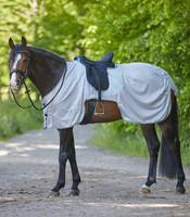 WH Protect hyönteisloimi ratsastukseen, silver grey