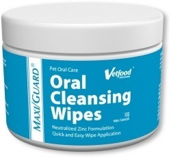 Vetfood® MAXI/GUARD® Oral Cleansing Wipes