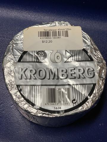 Tervateippi Kromberg 45mm x 25m