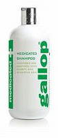 Gallop Medical  Shampoo 500ml, herkkäihoisille hevosille