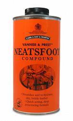 Vanner & Prest Neatsfoot 500ml , Nahkaöljy päivittäiseen käyttöön