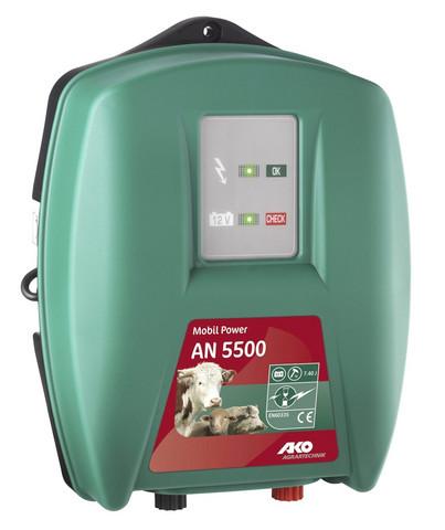 Akkupaimen, AKO Mobil Power AN 5500, 12V