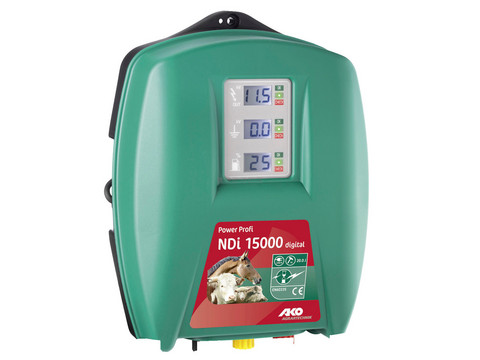 Sähköpaimen, AKO Power Profi NDI 15000, 230V