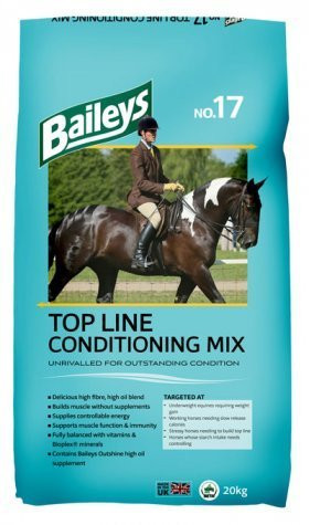 Baileys Top Line Conditioning Mix 20kg