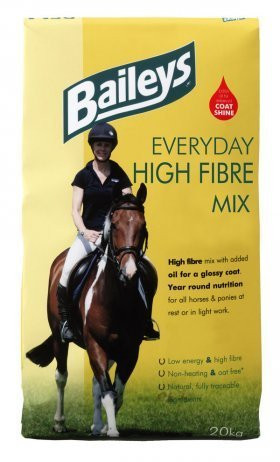 Baileys Everyday High Fibre Mix 20kg