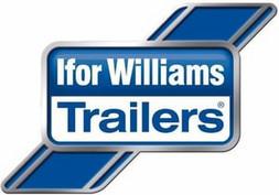 Varaosat ja lisävarusteet Ifor Williams trailereihin