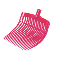 Talikon pää pinkki, shavings fork