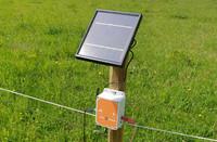SolarCharger 3W (aurinkopaneeli fence alarmiin)